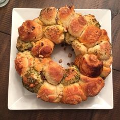 savory monkey bread.  make them your own, so much fun! great addition to any thanksgiving table.