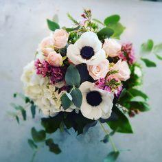 Bouquet d'anémone