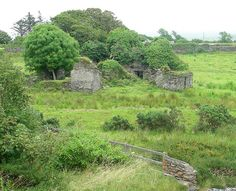 Ruins of Daniel O'Connell's Home Cahersiveen Co. Kerry by The Wild Geese Irish History, via Flickr