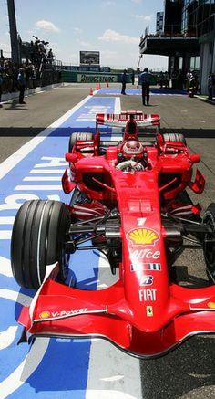 Kimi Raikkonen FERRARI F2008 Tipo056 (NA2.4L-V8)