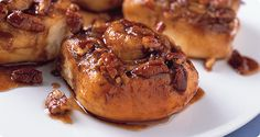 Cinnamon Rolls on Pinterest | Caramel Pecan, Sticky Buns and Pumpkin ...