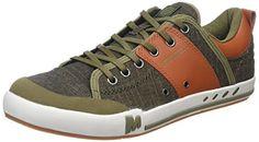 uk availability 7758f cacb0 Merrell Rant, Men s Lace-Up Trainer Shoes - Bracken, 6.5 UK
