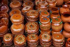The wonderful earthen pottery of Mexico
