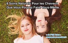 Soins naturels pour les cheveux et efficaces