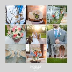 My wedding <3 Motley Melange - Country Chic - Pecan Springs - Brookshire, Texas
