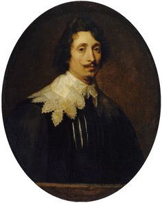 Anthony van Dyck - - - Portrait of a Young Man