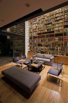 Bibliothèque contemporaine et design pour vos livres