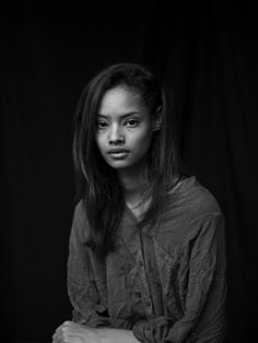 New Face of Prada from Kenya,19 yr. old Supermodel Malaika Firth. Firth was born in Mombasa, Kenya and moved to Barking, a suburban town in east London, when she was seven years old. She is of Ugandan, Seychelloise, Swiss and British heritage