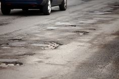 How Can You Be a More Vigilant Driver During Pothole Season in Michigan?