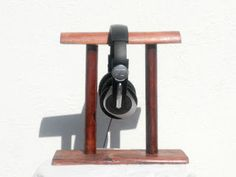 black jade crafts headphone stand great for moody music loving teens so they don't lose their headphones anymore Gifts For Teens, Bookends, Jade, Best Gifts, Headphones, Cool Stuff, Creative, Music, Crafts