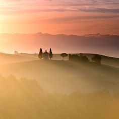 capella di vitaleta tuscany italy orcia james appleton landscape photography