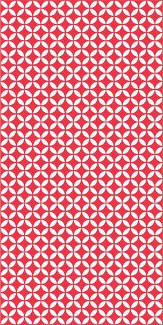 Vinyl wallpaper. Self-adhesive -red (AMIT)