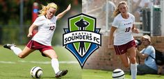 The Seattle Sounders Women have signed former Elon University women's soccer standouts Olivia Mackey and Kimmie Krauss, the club announced Monday, March 24. Read more: http://www.elonphoenix.com/news/2014/3/24/WSOC_0324145124.aspx