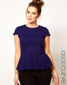 ASOS' Curve line carries the BEST styles for plus sized women. I love it!