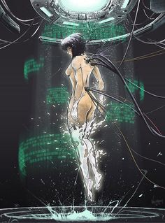 30 Best Ghost In The Shell Art Images In 2020 Ghost In The Shell Shell Art Ghost