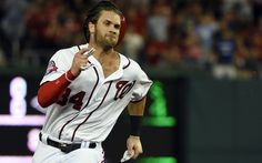 Is Bryce Harper bound headlong for the NL MVP in 2015?