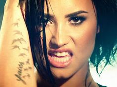 I got: Confident! Which Demi Lovato Song Is Your Anthem?