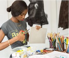 3 Awesome Reasons We Love Nigeria's Gifted Fashion Illustrator, Claire Idera  Eniola Iderawunmi Claire known as Claire Idera is one young lady with gifted hands. In the still developing terrain of Nigeria's fashion illustration industry, her intensity and depth has set her apart, putting her in a class of her own. These are the three of the reasons we love Claire Idera, the lady who speaks …