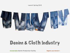 Denim & Cloth Industry