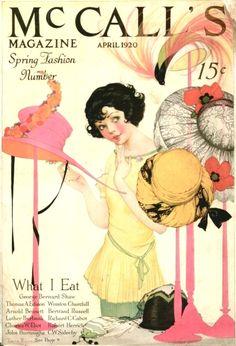 fabulous hats! // 1920