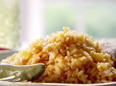 Mexican Red Rice (Arroz Rojo) Recipe : Marcela Valladolid : Food Network - FoodNetwork.com