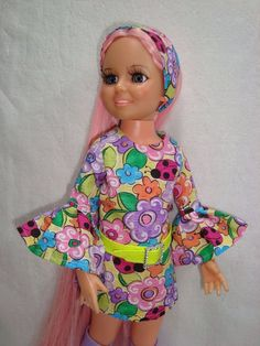 "/_/_ MOD SET/_/_4pc for vintage 17 1//2/"" Ideal Crissy,Tressy,Brandi  doll 14"