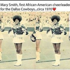 Black History Facts, Black History Month, Black Power, Black Cheerleaders, Interesting History, African American History, Women In History, Looks Cool, Illustrations