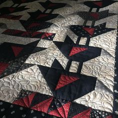 Redwing Blackbirds... New pattern + Summer Crush pattern available soon!  #laughyourselfintostitchesquiltpatterns