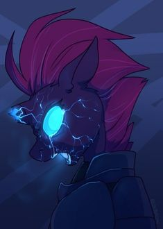 Tempest Shadow is super cool in the movie.