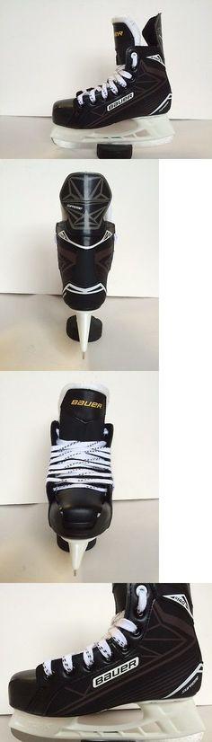 Ice Hockey-Youth 26342: Bauer Supreme S140 Ice Hockey Skates Junior Sizes -> BUY IT NOW ONLY: $49.99 on eBay!