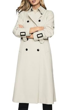 online shopping for Reiss Pixie Pleat Back Trench Coat from top store. See new offer for Reiss Pixie Pleat Back Trench Coat Reiss Fashion, Coats For Women, Clothes For Women, Ball Skirt, Trench Coat Style, Ribbed Sweater, Super Skinny Jeans, Trendy Outfits, Girly Outfits