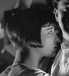 Louise Brooks takes hold of Krafft-Raschig in 1929's Pandora's Box