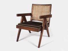 Pierre Jeanneret's Lounge Chair: Remodelista