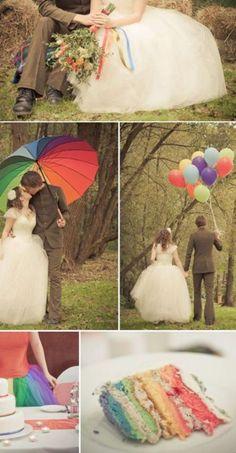 B-E-A-U-T-I-F-U-L wedding ideas (36 photos) – theBERRY