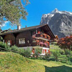 Switzerland, Bernese Oberland, Grindelwald | www.interhome.us/CH3818.255.4