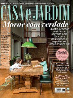 Edição 727 - agosto de 2015 (Foto: Casa e Jardim)