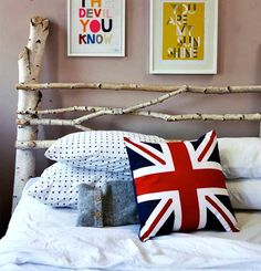 find this pin and more on cabeceros reciclados recycled headboards