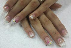 #nailsdesigns #uñas #nailart #hellokitty