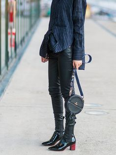 street style trends 2017: Handbag Straps Are More Important Than the Bag