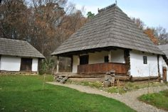 case ţărăneşti Wood Carving Tools, House Elevation, Village Houses, Traditional House, Old Houses, Romania, Gazebo, Countryside, Arch