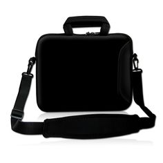 "16"" 17"" 17.3"" 17.4"" Notebook Sleeve Shoulder Laptop Bag Cover Case Briefcase Shoulder Messenger Bag SS17-HOT1"