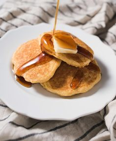 Kick off the weekend the right way with this delicious recipe for Southern Johnny Cakes!