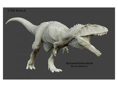 Giganotosaurus 1/172 Krentz v2 by dkrentz
