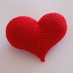 Pop Heart amigurumi pattern