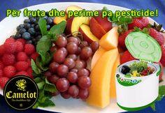 Pastrues pa ujë i ushqimit Imperial Tech. Fruit Salad, Tech, Food, Fruit Salads, Technology, Meals