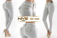 Pantalón colombiano NYE Jeans  +Modelos en:  http://www.ropadesdecolombia.com/index.php?route=product/category&path=112  #pantalones #jeans #pantalonescolombianos #pantalon