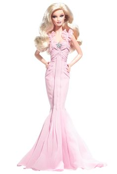Looking for Collectible Barbie Dolls? Shop the best assortment of rare Barbie dolls and accessories for collectors right now at the official Barbie website! Barbie Gowns, Barbie Dress, Barbie Clothes, Beautiful Barbie Dolls, Chiffon Gown, Barbie Collector, Barbie Friends, Barbie World, Barbie And Ken