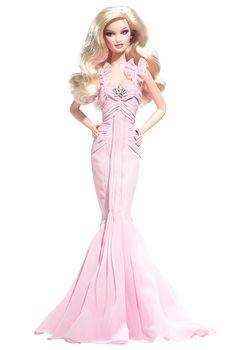 Pink Hope Barbie® Doll   Barbie Collector