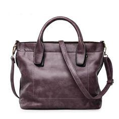 478c8bf182 Soft Pu Leather Tote Bag Wide Shoulder Strap Handbag. Shoulder StrapShoulder  BagsTypes Of BagWomen s HandbagsOffice ...