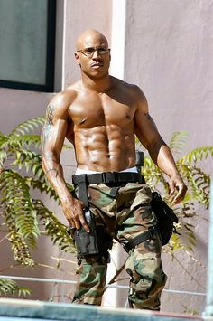 Morris Chestnut Body | better black body you couldn't ask for. LL Cool J has been around ...